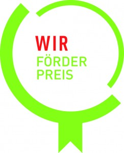 """Die Bürgerinitiative Südostviertel e.V. wird Preisträger des """"WIR-Förderpreises""""!"""