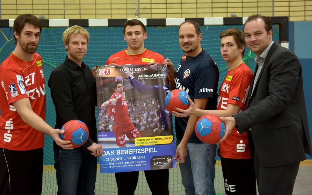 Voting für Handball-Benefizspiel läuft auf Hochtouren – Zwischenstand einsehbar