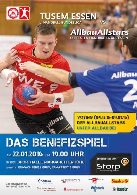 """""""TUSEM vs. AllbauAllstars"""" am 22.01.2016 !"""