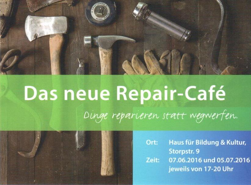 Allbau Repair-Café kommt ins Storp!