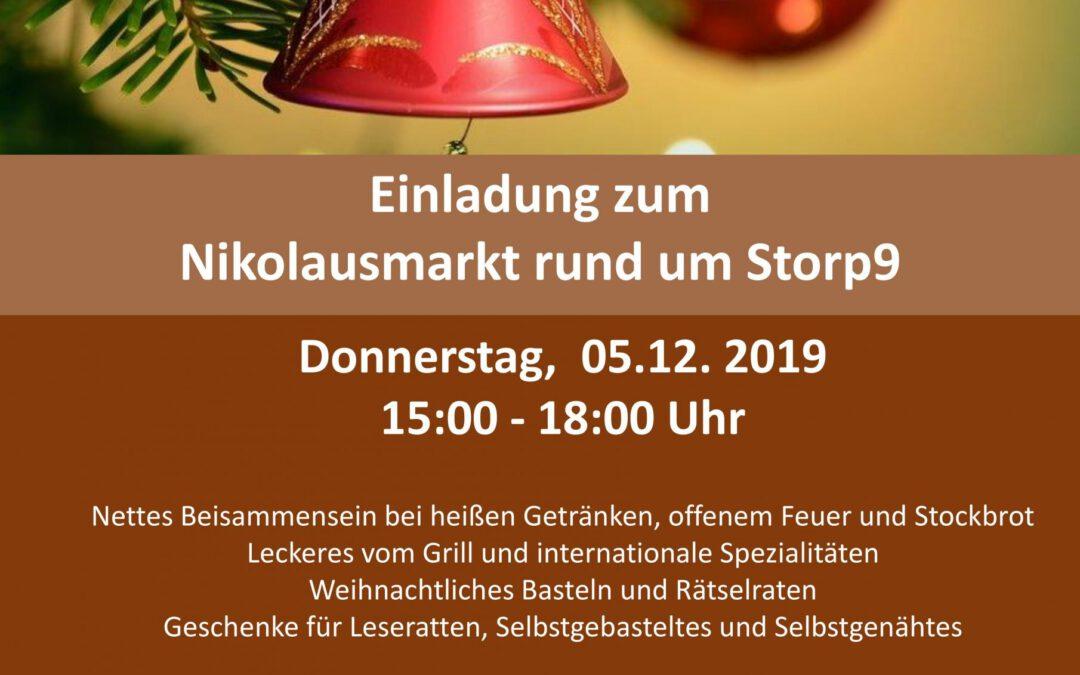 Nikolausmarkt rund ums Storp9