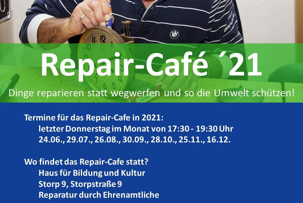 Repair- Café 21
